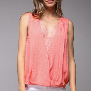 Do+Be - Coral Top
